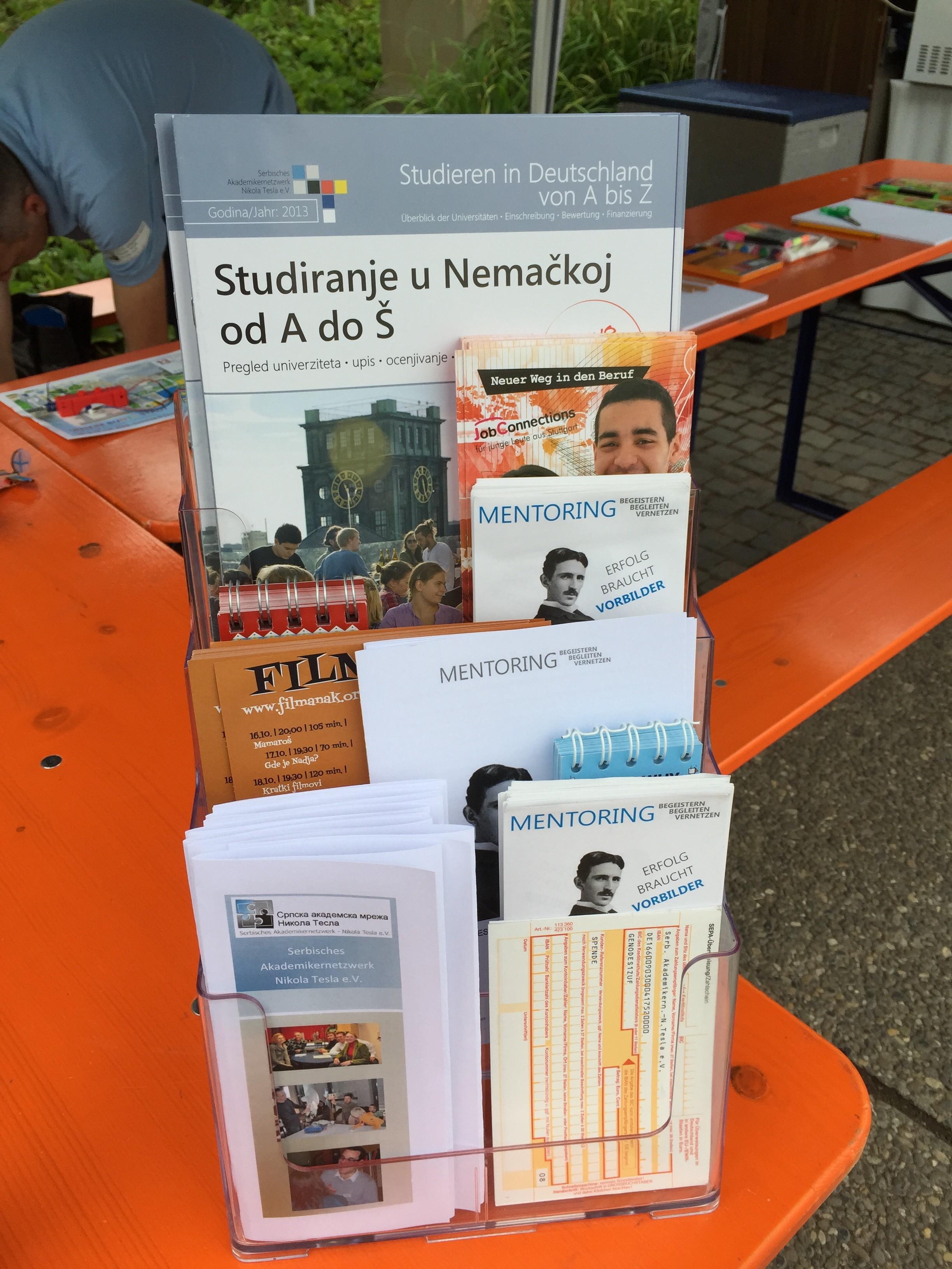 SAM-NT Infostand