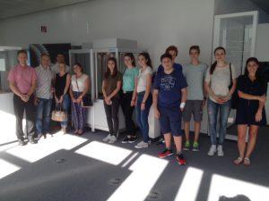 Stuttgart 2016 - POWEReinwanderer - Besuch bei der Firma FESTO
