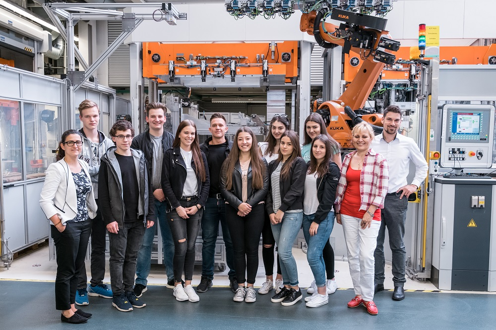 Neckarsulm 2017 - POWEReinwanderer bei AUDI