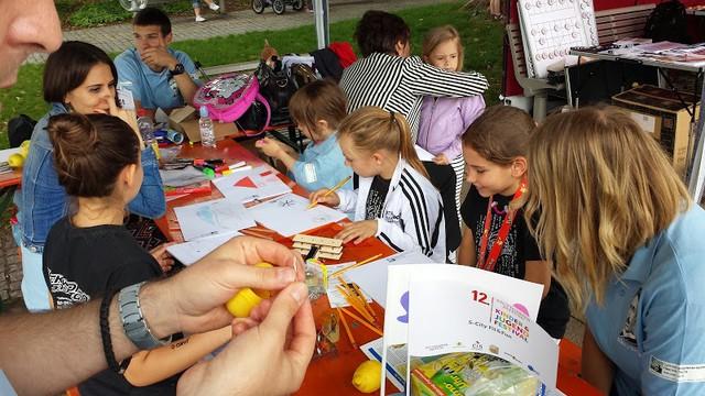 2014 - SAM-NT Stand - Kinder und Jugendfestival