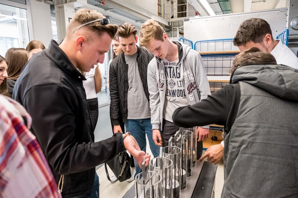 2017 - POWEReinwanderer bei AUDI Neckarsulm
