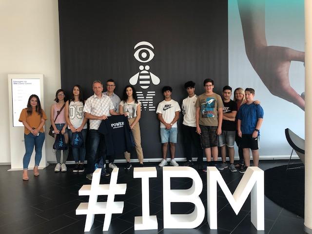 2019 - POWEReinwanderer IBM Ehningen